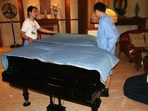 鋼琴搬運2
