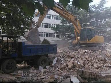 建筑垃圾清運 (4)