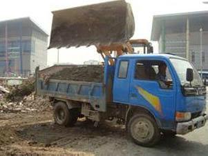 建筑垃圾清運 (2)